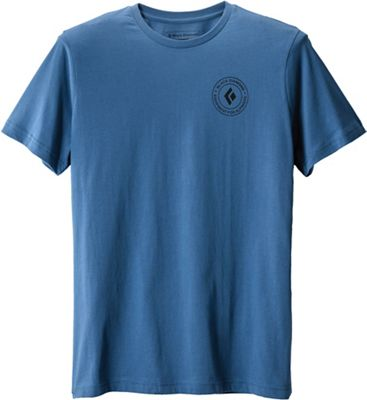 Black Diamond Men's Circle Logo SS Tee