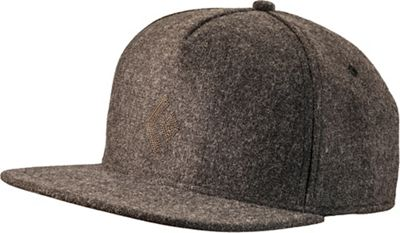 Black Diamond Wool Trucker Hat
