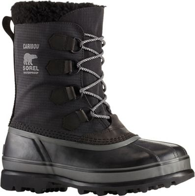 Sorel Men's Caribou Reflective Wool Boot
