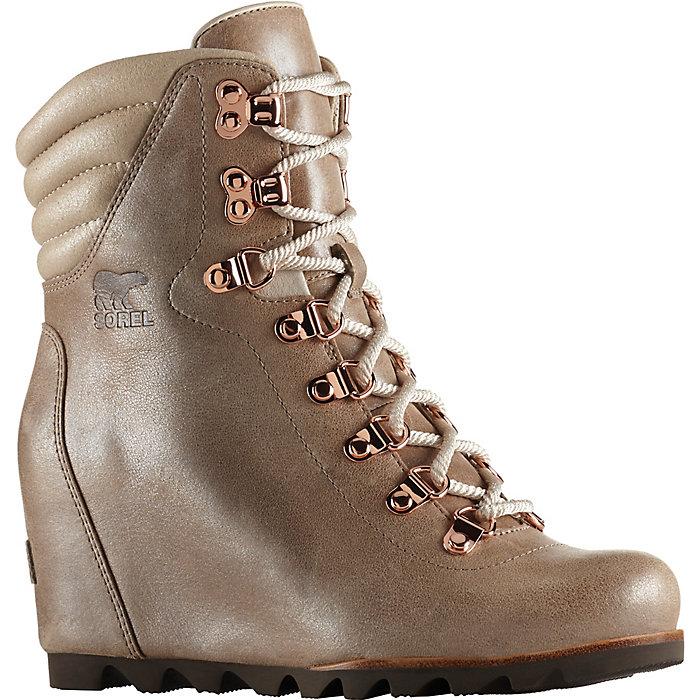 f74d5a40b2c7 Sorel Women s Conquest Wedge Holiday Boot - Moosejaw