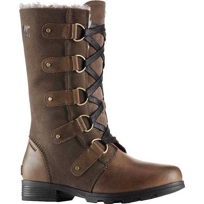 db703d5df13 Sorel Women's Emelie Lace Boot - Moosejaw