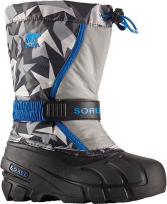 Sorel Youth Flurry Printed Boot