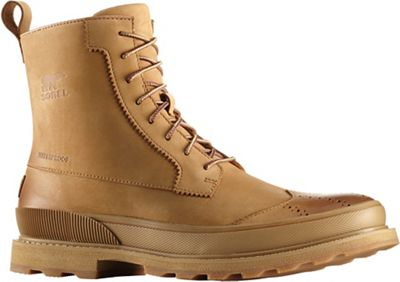 Sorel Men's Madson Wingtip Waterproof Boot