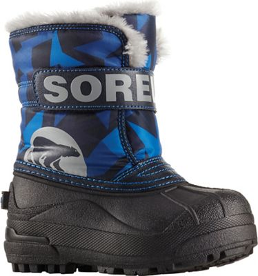 Sorel Kids' Snow Commander Printed Boot