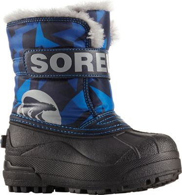 Sorel Toddler Snow Commander Printed Boot