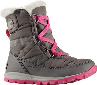 Sorel Kids' Whitney Short Lace Boot