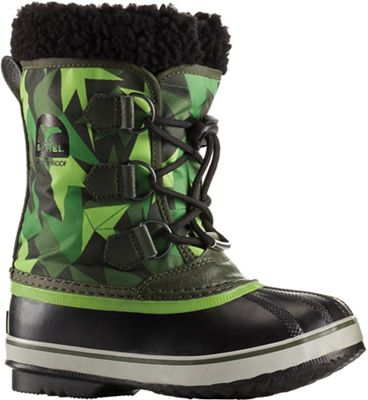 Sorel Kids' Yoot Pac Nylon Boot