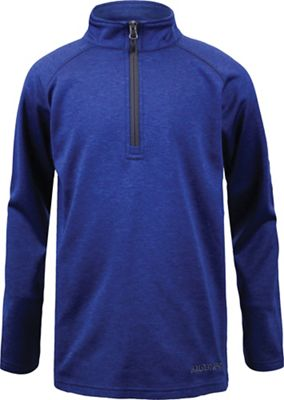 Boulder Gear Boys' Charge Micro 1/4 Zip Top