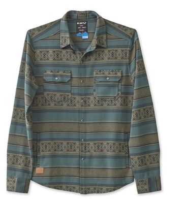 Kavu Men's Off Grid Shirt