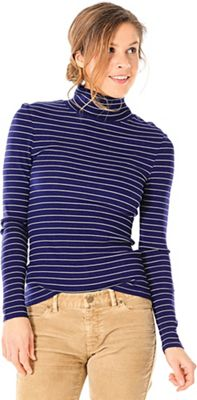 Carve Designs Women's Cordero Turtleneck Top