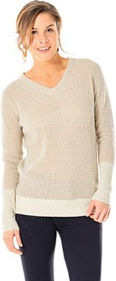 Carve Designs Women's Maxwell V-Neck Sweater