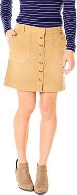 Carve Designs Women's Steamboat Skirt