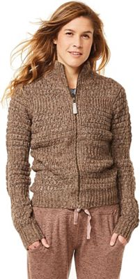 Carve Designs Women's Westridge Bomber Sweater