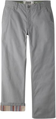 Mountain Khakis Men's Flannel Original Mountain Relaxed Fit Pant