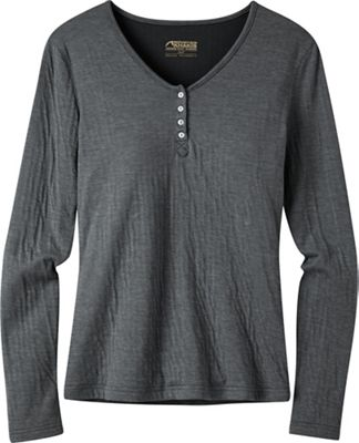 Mountain Khakis Women's Virginia City Henley