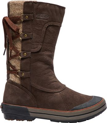 Keen Women's Elsa Premium Zip Waterproof Boot
