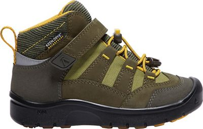 Keen Kid's Hikeport Mid Waterproof Shoe