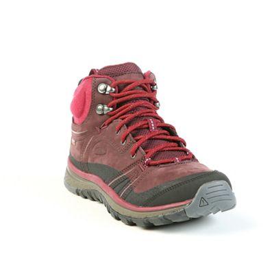 d353e28b9063 Keen Women s Terradora Leather Mid Waterproof Shoe