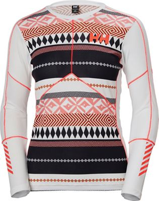 Helly Hansen Women's HH Lifa Active Graphic Crew