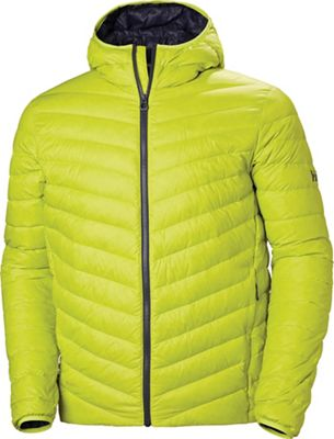 Helly Hansen Men's Verglas Hooded Down Insulator Jacket