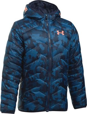 Under Armour Boys' UA ColdGear Reactor Hooded Jacket