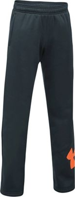 Under Armour Boys' UA Armour Fleece Big Logo Pant