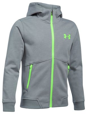 Under Armour Boys' UA ColdGear Infrared Dobson Softshell Jacket