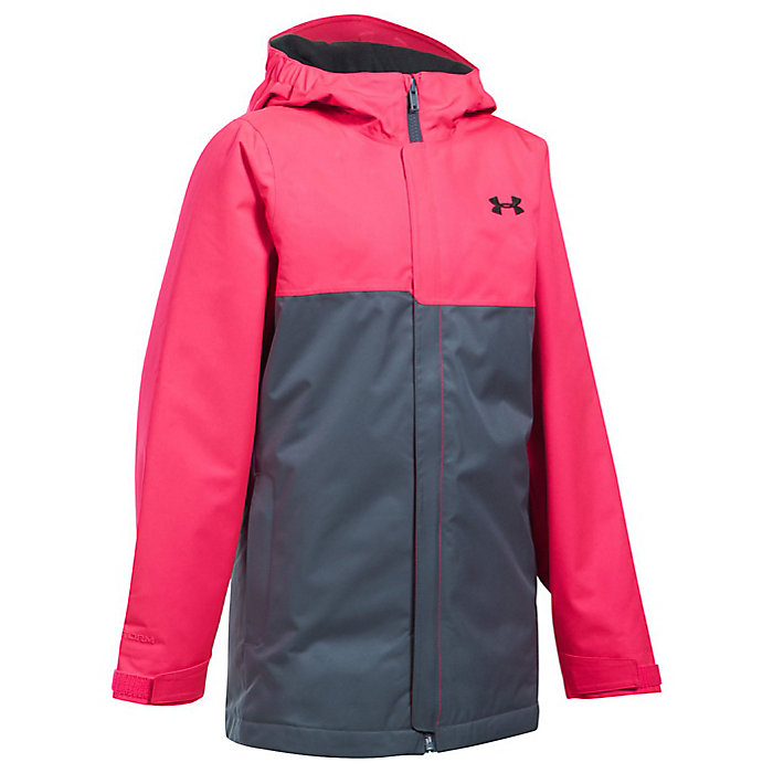 Rosa Montgomery pintar  Under Armour Girls' UA Coldgear Infrared Freshies Jacket - Moosejaw