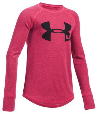 Under Armour Girls' UA ColdGear Infrared LS Top