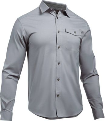 Under Armour Men's UA Cascade Chambray Flannel Shirt