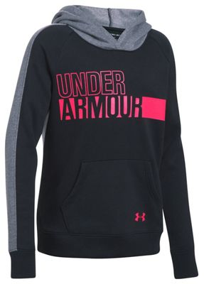Under Armour Girls' UA Favorite Fleece Hoody