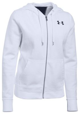 Under Armour Women's UA Favorite Fleece FZ Hoodie