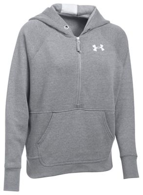 Under Armour Women's UA Favorite 1/2 Zip Fleece Hoodie