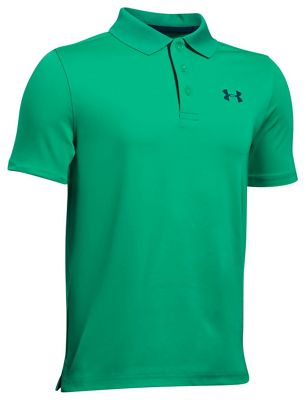 Under Armour Boys' UA Performance Polo