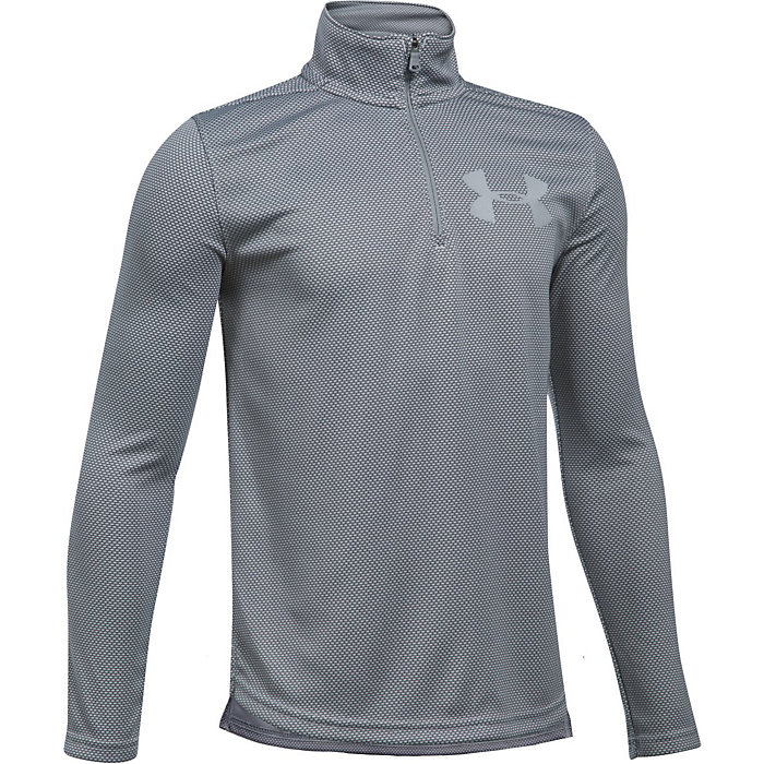 381133f8 Under Armour Boys' UA Textured Tech 1/4 Zip Top - Moosejaw