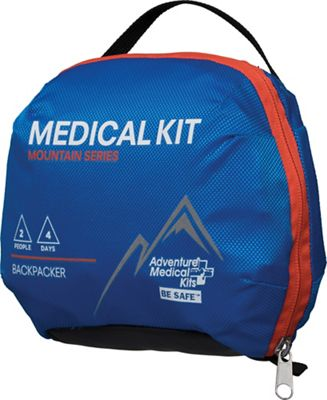 Adventure Medical Kits Mountain Series Backpacker Medic Kit