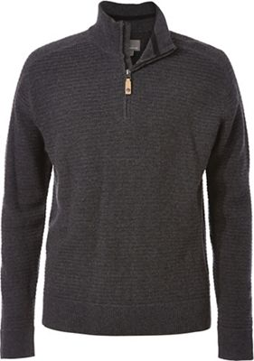 Royal Robbins Men's All Season Merino Thermal 1/4 Zip Top