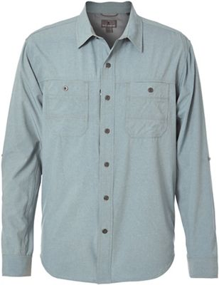 Royal Robbins Men's Long Distance Traveler LS Shirt