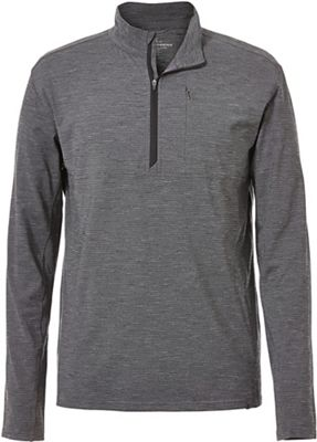 Royal Robbins Men's Long Distance 1/4 Zip Top