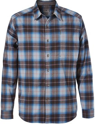 Royal Robbins Men's Merinolux Flannel LS Shirt