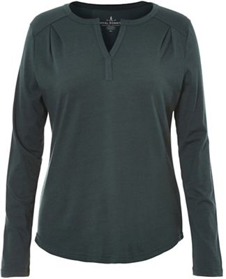 Royal Robbins Women's Merinolux LS Henley