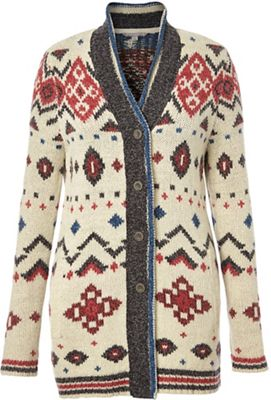 Royal Robbins Women's Mystic Andes Cardigan