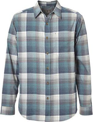 Royal Robbins Men's Vintage Performance Flannel LS Plaid Shirt