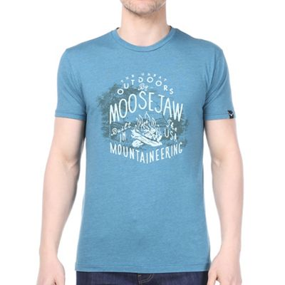 Moosejaw Men's Disco Inferno Vintage Slim SS Tee