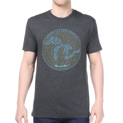 Moosejaw Men's MJ x Great Lakes Proud Vintage Regs SS Tee