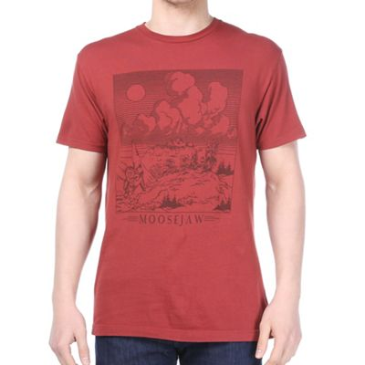 Moosejaw Men's Walk on the Wildside Classic Regs SS Tee