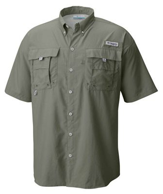 Columbia Men's Bahama II SS Shirt