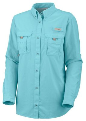 Columbia Women's Bahama LS Shirt