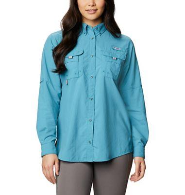 Columbia Women's Bahama LS Shirt