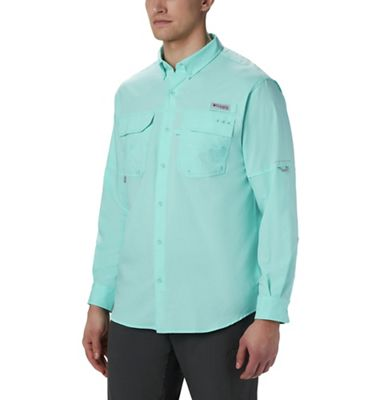 Columbia Men's Blood And Guts III LS Woven Shirt